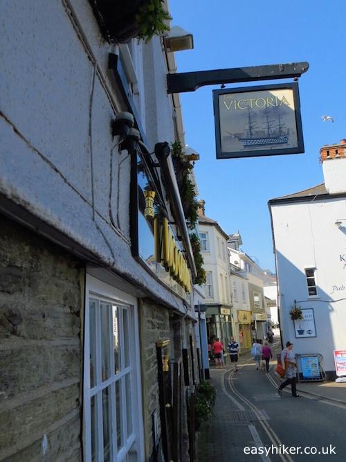 """""""Kingsbridge town in South Devon"""""""