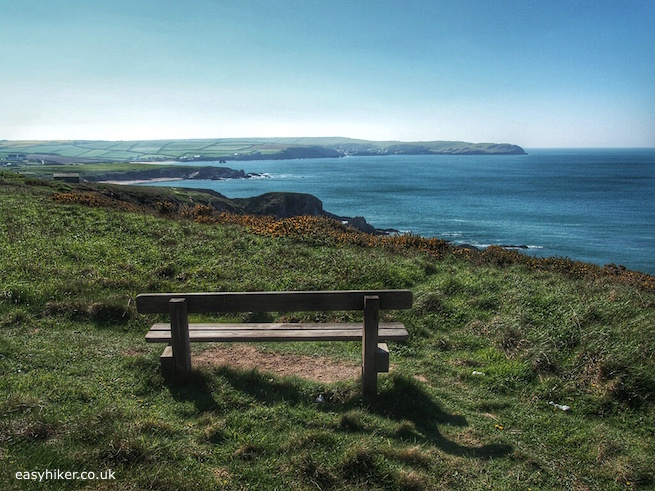 """South West Coast path view"""