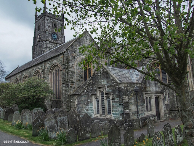 """""""Local church and cemetery of Tavistock-Heart of Drake Country"""""""