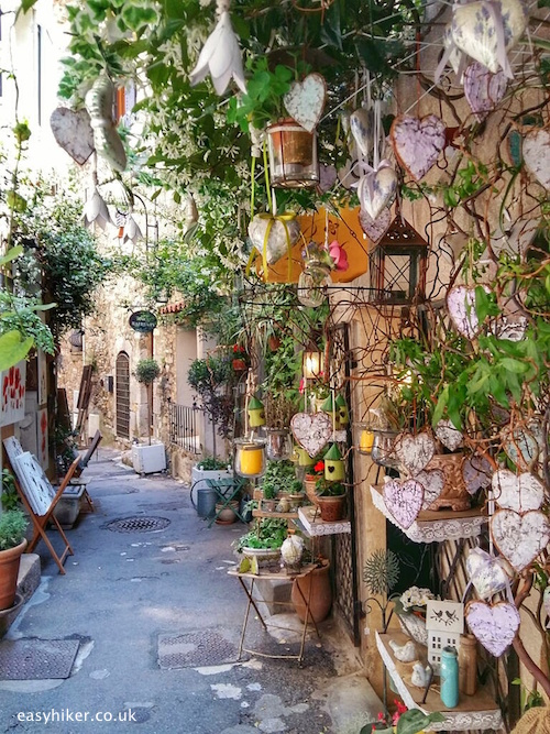"""picturesque village - Mougins is worth the climb"""
