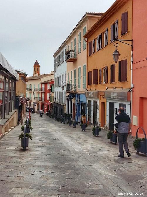 """""""town centre of St Jean Cap Ferrat"""""""