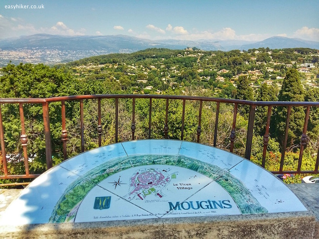 """Mougins in the French Riviera"""