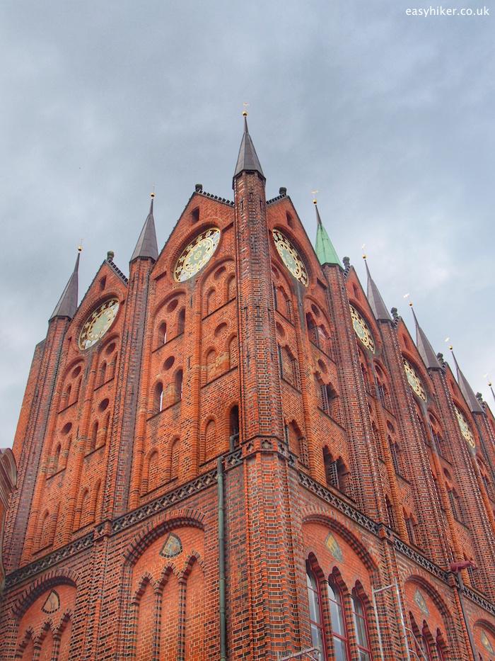 """""""Stralsund City Hall"""""""