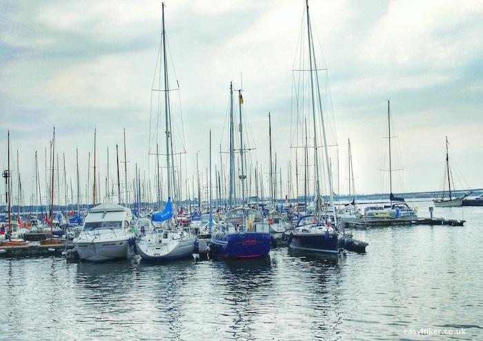 """""""Harbour of Stralsund - Gateway to Ruegen and Usedom"""""""