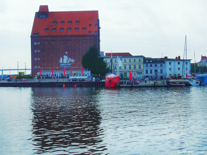 """""""""""Harbour of Stralsund - Gateway to Ruegen and Usedom"""""""