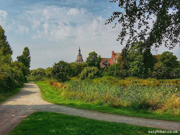 """""""around the Frankenteich in Stralsund, Germany"""""""