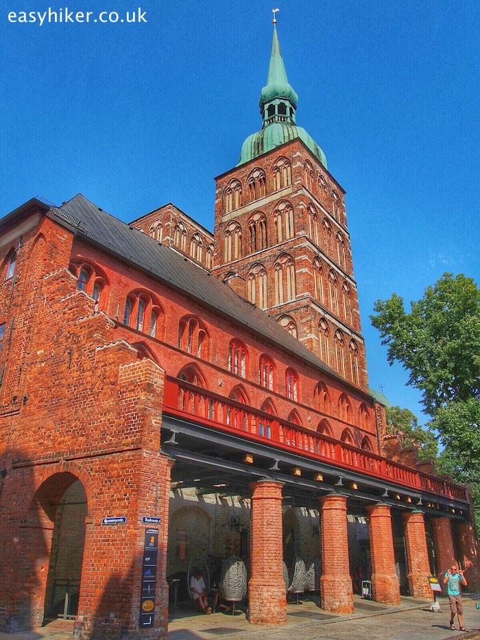 """""""Part of St Nikolai - Stralsund Gateway to Ruegen and Usedom"""""""