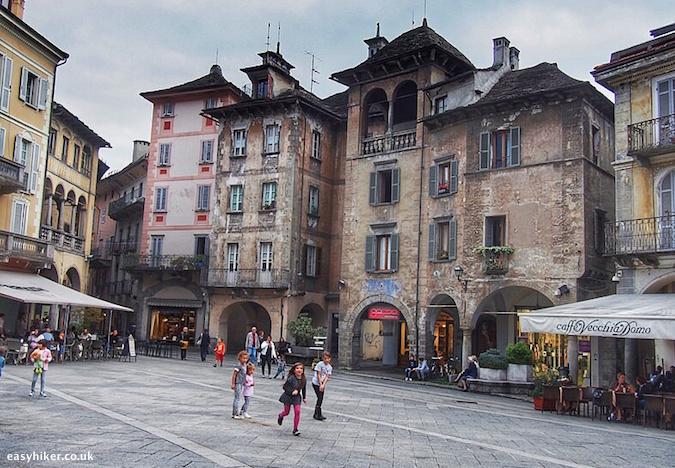 """""""Piazza Mercato - D for Domodossola"""""""