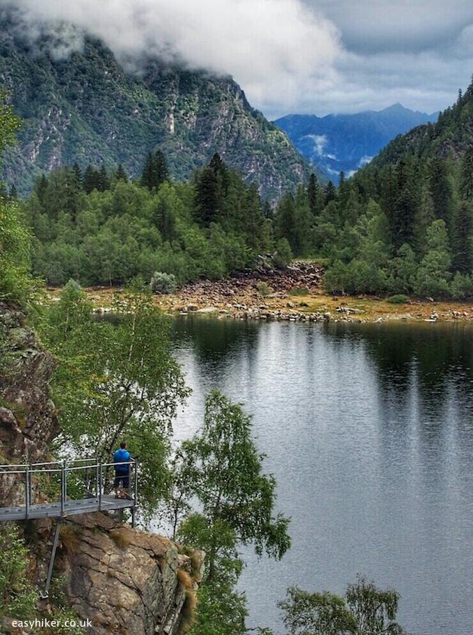 """""""Lake Antrona: Sparkling Diamond of the Ossola Valley"""""""