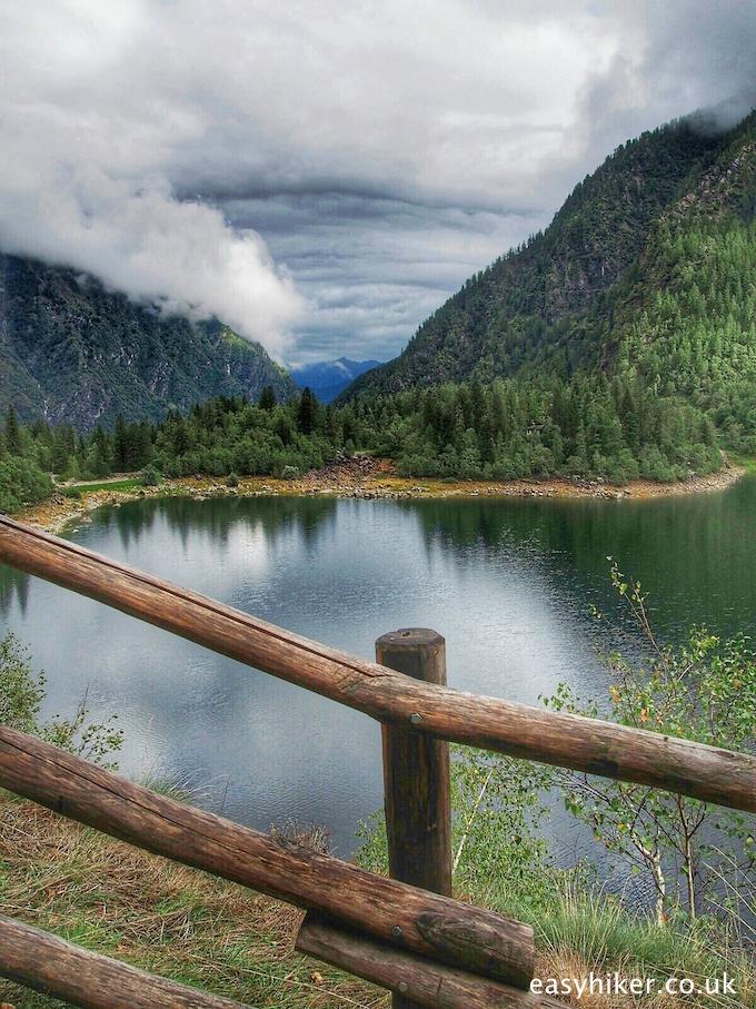 """""""Lake Antrona: The Sparkling Diamond of the Ossola Valley"""""""