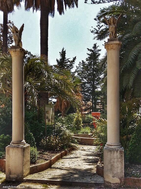 """""""part of the Glorious Fontana Rosa Garden"""""""