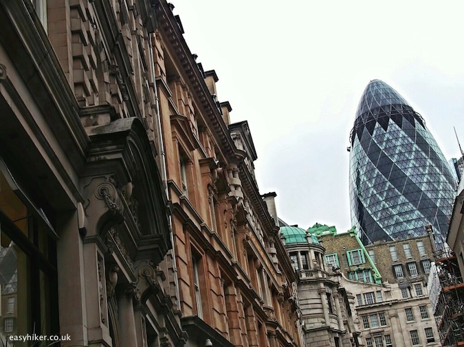 """London Gherkin"""