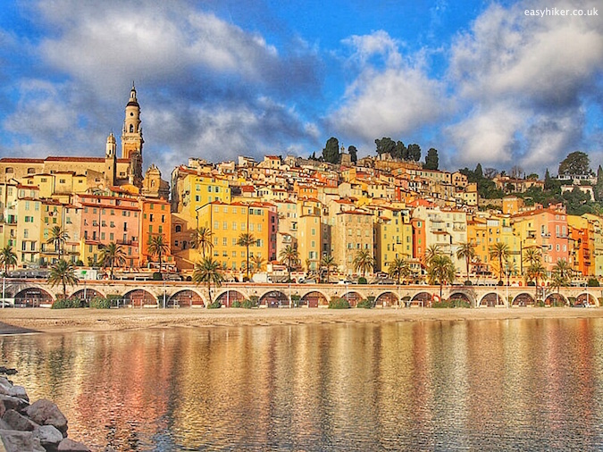 """Menton - the first in the top easy hiker tips"""