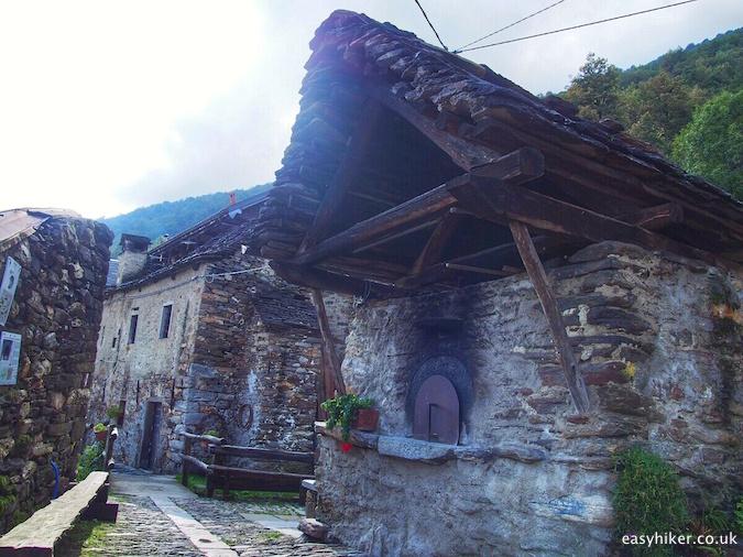 """""""Tappia di Vino in the Ossola Valley"""""""