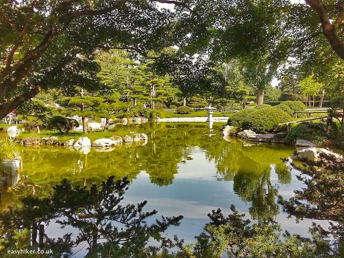 """""""A Japanese Garden in Duesseldorf"""""""