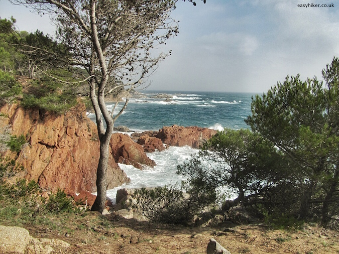 """a beach in the Costa Brava - one of the Five Reasons to Visit Barcelona"""