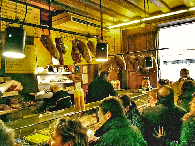 """""""Eating Well in Barcelona at Can Paixano"""""""