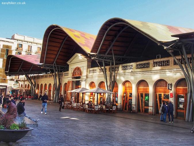 """Mercat Santa Caterina - Eating Well in Barcelona"""