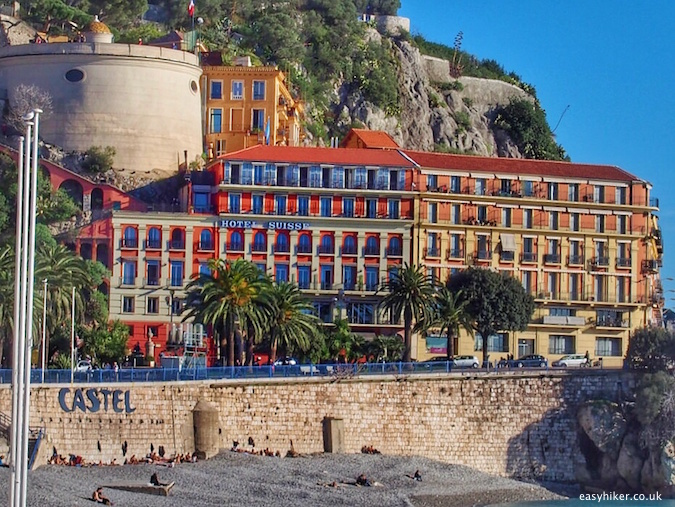 """Hotel Suisse - Trail of Famous Writers in Nice"""