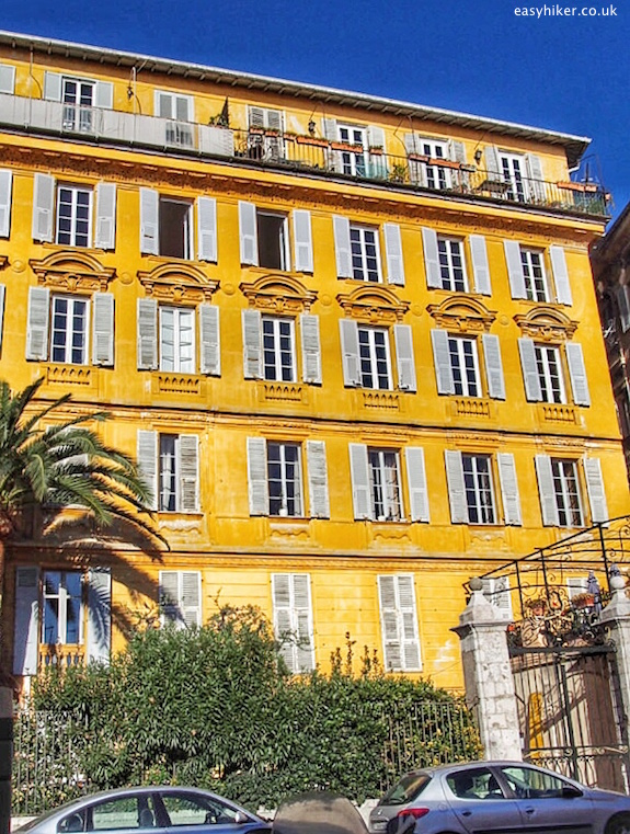 """Villa Speranza - Trail of Famous Writers in Nice"""