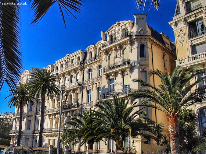"""Where Nabokov lived - Trail of Famous Writers in Nice"""