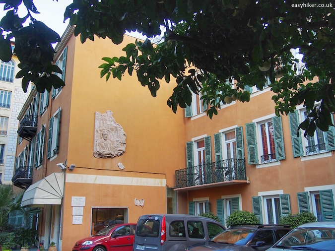 """Pension Russe - Which Famous Writers Stayed in Nice"""