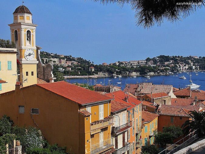 """take a Great Escape Around Vibrant Villefranche Harbour"""