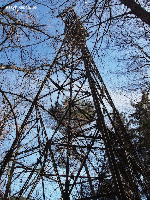 """old pylons - Funiculaire of San Romolo is No More"""