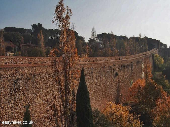 """the Great Wall of Catalonia in Girona"""