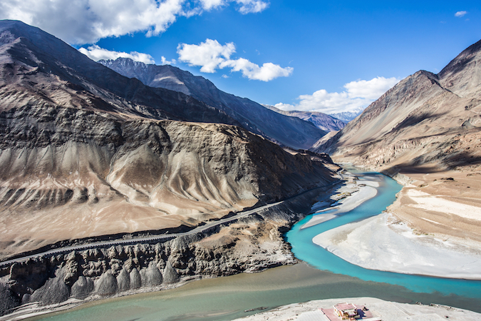 """Ladakh - one of the five amazing valleys in the world"""