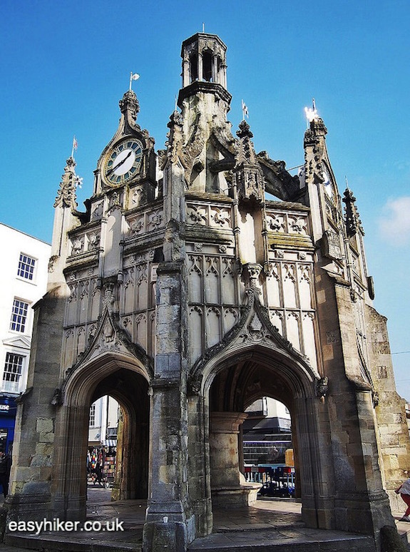 """""""Gothic inspired monument - one of the Three for One in Chichester"""""""