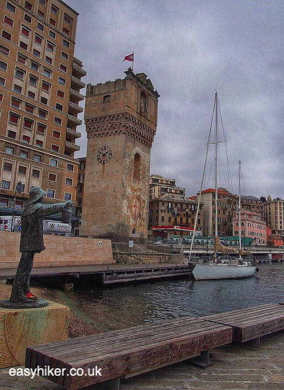 """Harbour of Savona - Surprise Package of the Italian Riviera"""