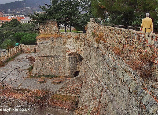 """old fortress of Savona - Surprise Package of the Italian Riviera"""
