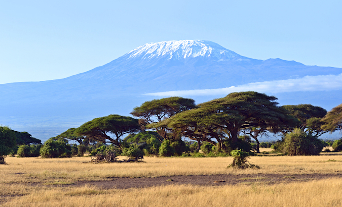 """Kilimanjaro africa - one of the Five Amazing Mountains for Easy Hikers"""