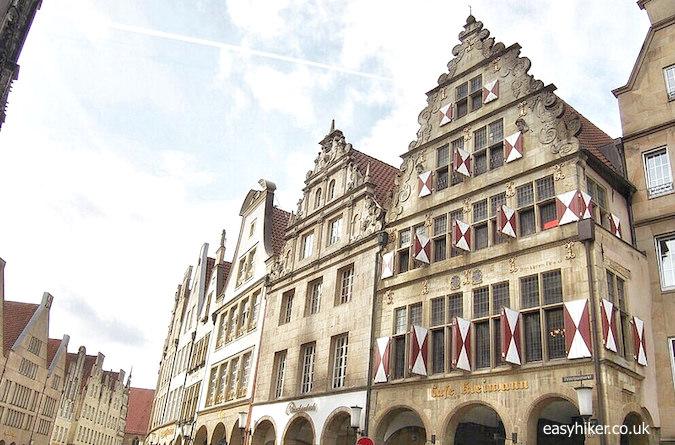 """""""Facades in Muenster a modern art hotspot"""""""