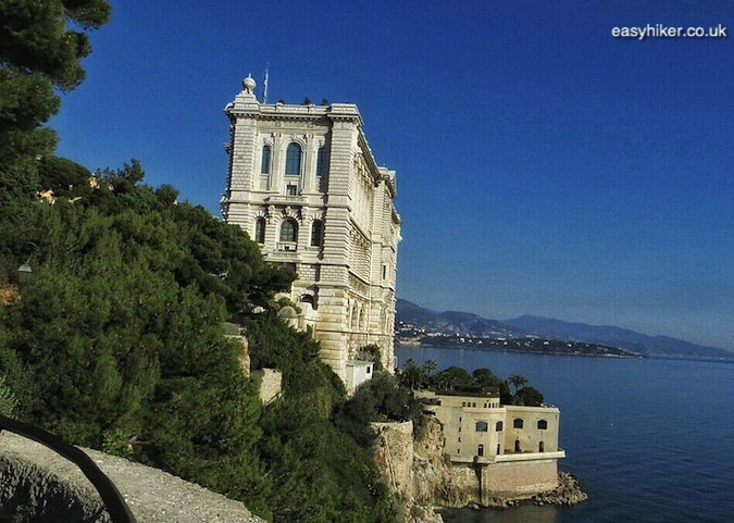 """Jardin St Martin, one of the Hidden Gardens of Monaco"""