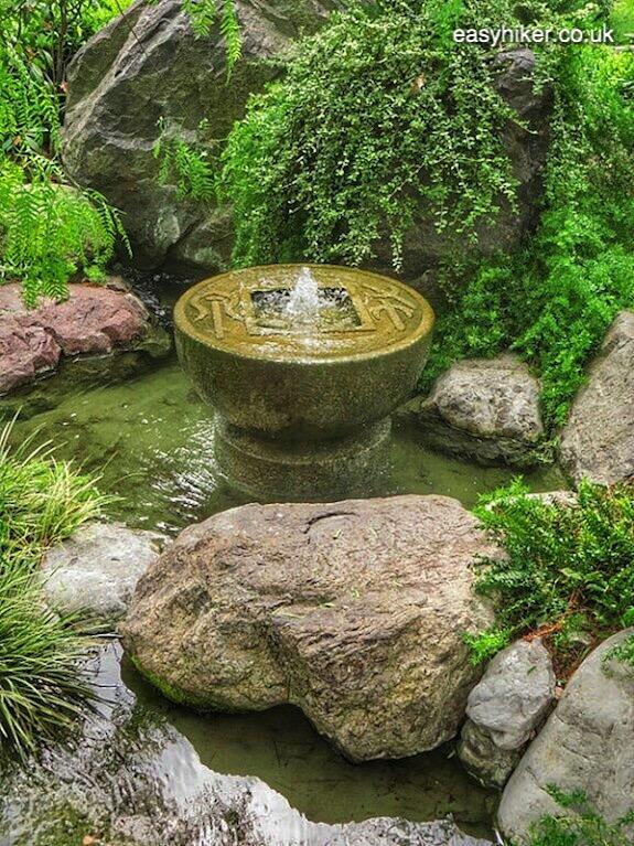 """""""in the Japanese garden, one of the Hidden Gardens of Monaco"""""""