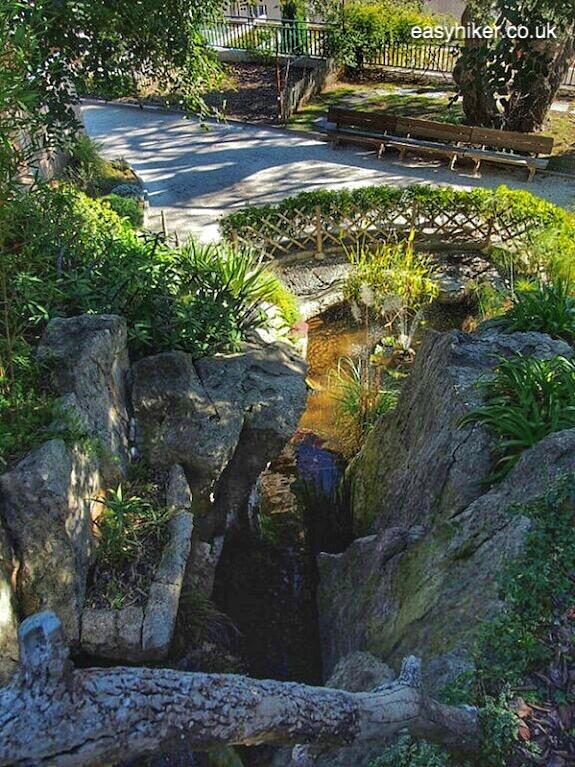 """""""another of the Hidden Gardens of Monaco"""""""
