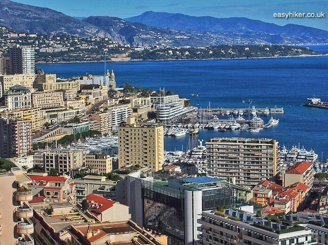 """finding the the Hidden Gardens of Monaco"""