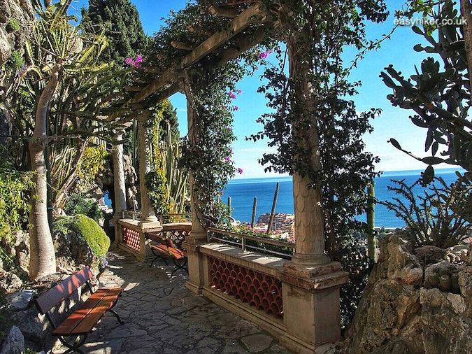 """""""one of the Hidden Gardens of Monaco"""""""