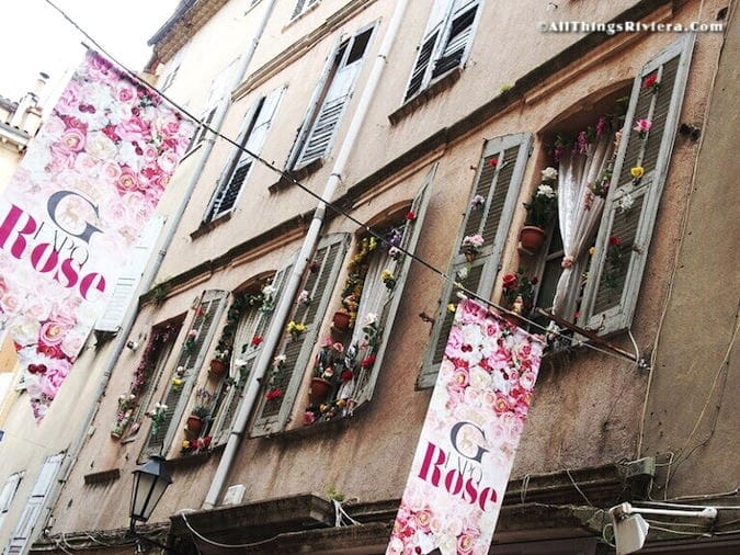 """""""Rose Expo - Grasse is for inhaling"""""""