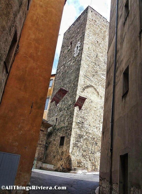 """remnant of medieval time - Grasse is for inhaling"""