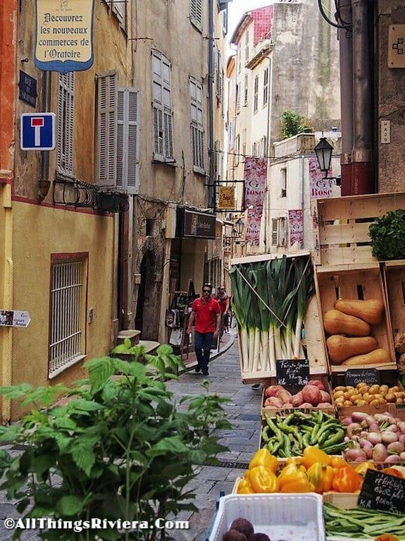 """market street - Grasse is for inhaling"""