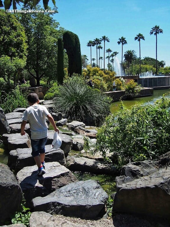 """walk in the park - How to Spend the Hours Before Your Flight from Nice"""