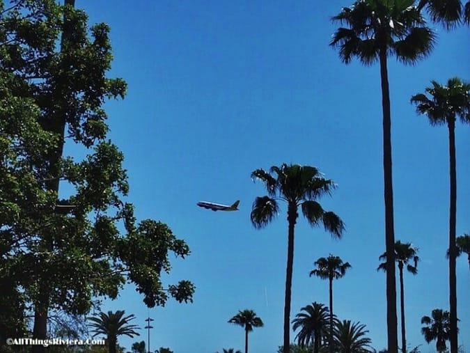 """see planes take off - How to Spend the Hours Before Your Flight from Nice"""