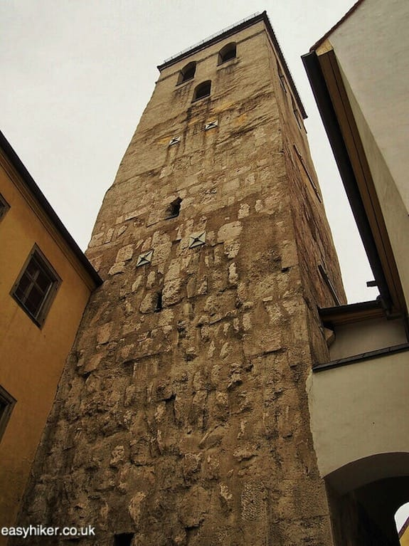 """stone building - Regensburg you got a heart of stone"""