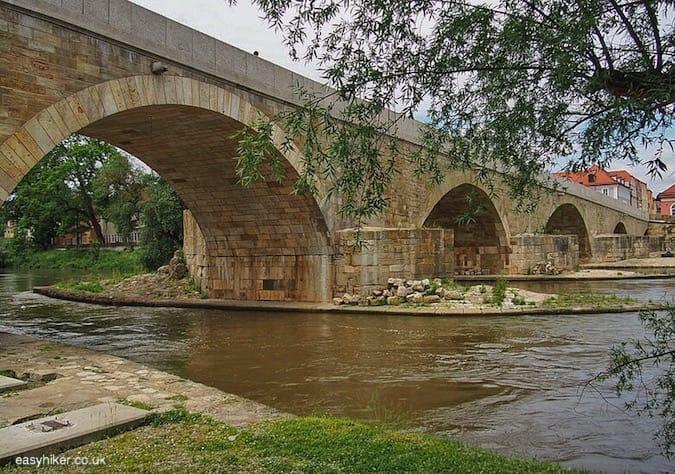 """""""crossing the bridge - Prelude to a Blue Danube Dream"""""""
