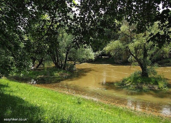"""""""a still river - Prelude to a Blue Danube Dream"""""""
