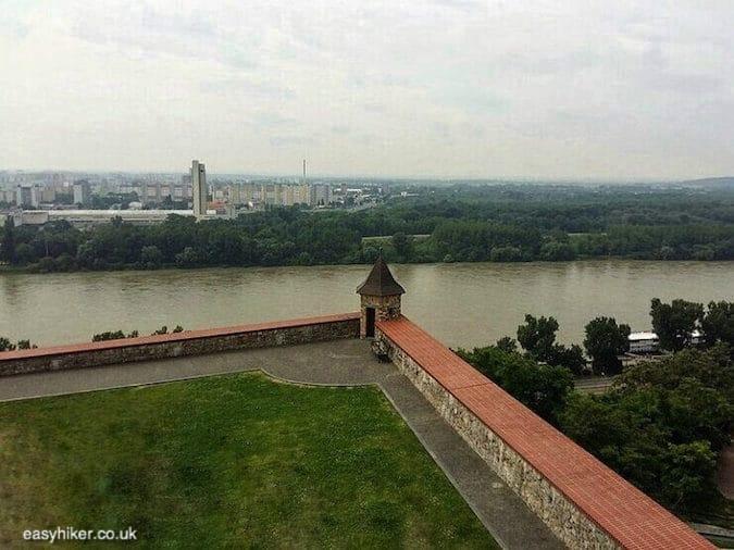 """""""the Danube in Bratislava"""""""