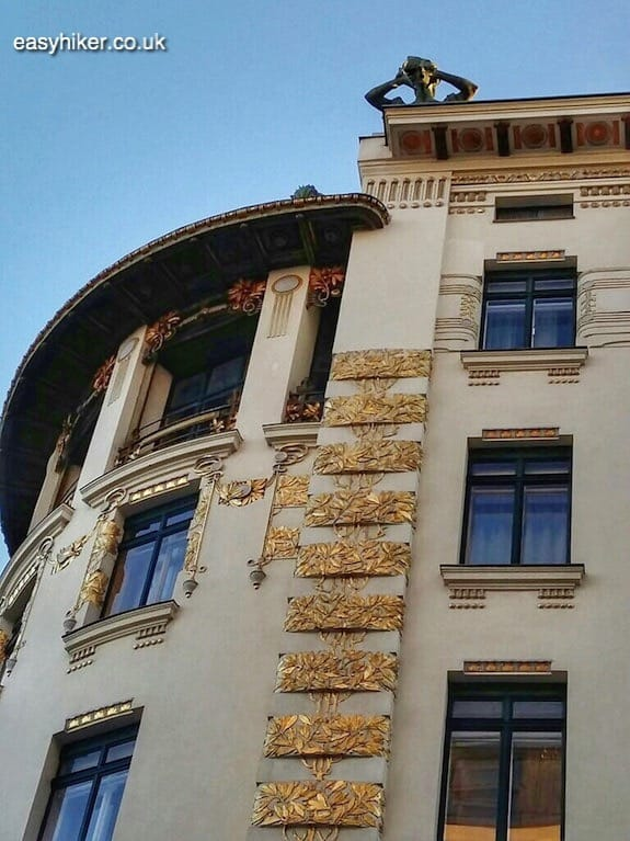 """another Art Nouveau building by Otto Wagner - More Lies About Vienna"""